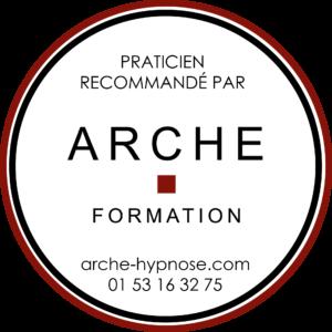 Praticien hypnose recommandé par Arche Formation